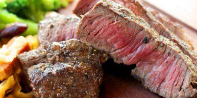 肉 タンパク質